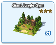 Giant Jungle Gym