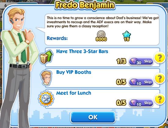 Quest - Fredo Benjamin