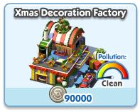 Xmas Decoration Factory