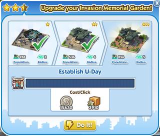 Invasion Memorial Garden S2-3