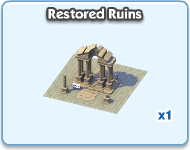 Restored Ruins