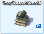 Troop Transport Memorial