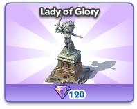 Lady of Glory