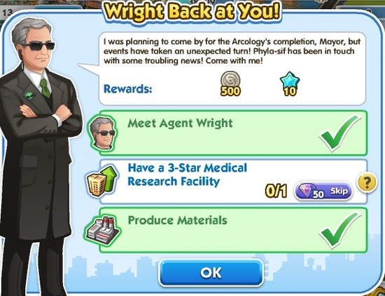 Wright Back At You