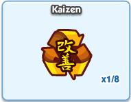 Collectible Kaizen