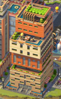 Tower Block Apts