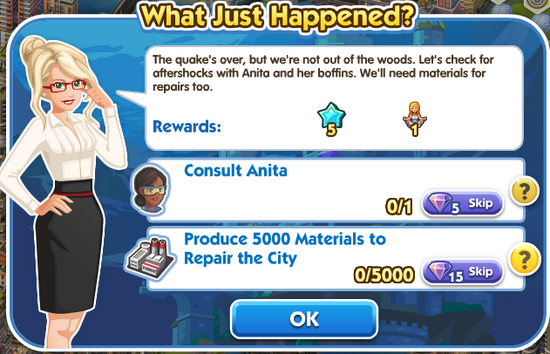 Quest - What Just Happened?