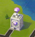 Small Diamond Vault