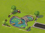 Scenic pond 1 star