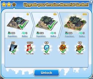 Invasion Memorial Garden S2