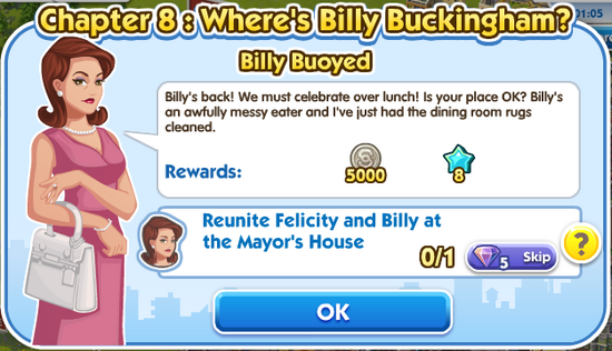 Billy Buoyed