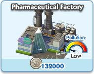 Pharmaceutical Factory