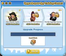 Spy Training Center S0