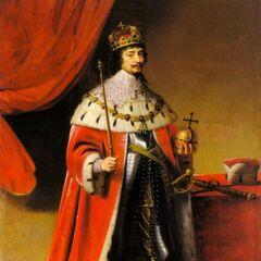 King Richard IV Wolfker (1864-1934)