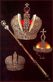 Ruthene-crown