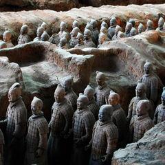The Hidden Army of Sagara found near Kimimaro