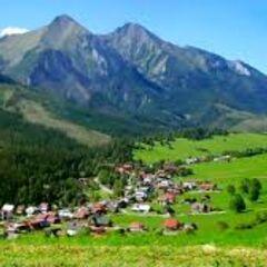 Kush Range near a county