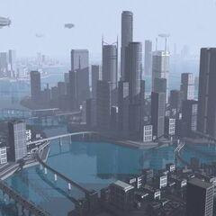 Taejon City