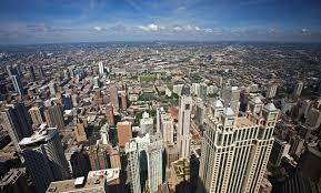 Excel City landscape