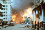 Panama clashes 1989-drug-war
