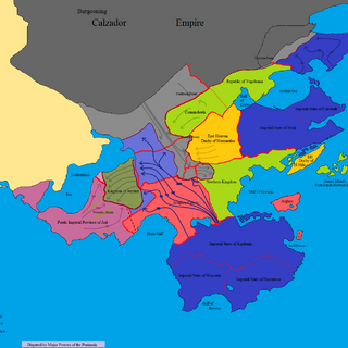 3020 Situation Notes Calzadors Expelled from Most Territories