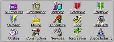 New Corporations Menu