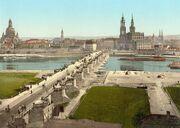 Königsberg-Stadt, um 1902