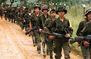 FARC-SOLDIERS