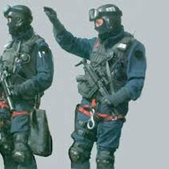 2 Arendalean SWAT personnel