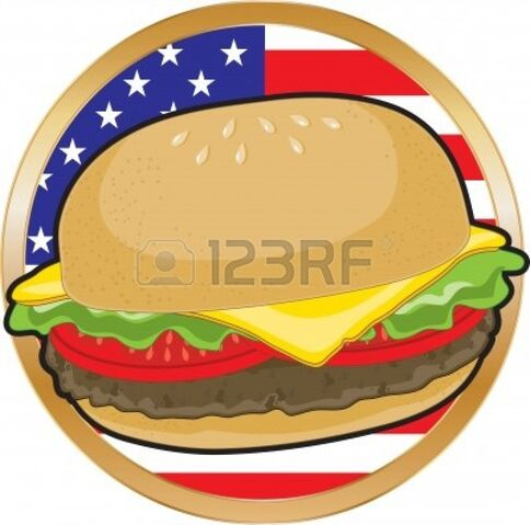 File:4815258-a-juicy-hamburger-with-the-american-flag-in-the-background.jpg