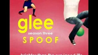 Brighter Than the Sun Good Life Glee Spoof Song