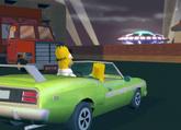 70's Sports Car - Cutscene 2