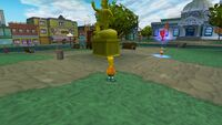 Simpsons Hit And Run Level 2