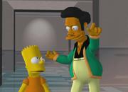 Apu + Bart - Cutscene