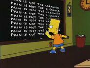 The Last Temptation of Krust Chalkboard Gag