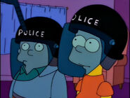 Bart Ralph Police Officers