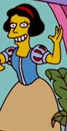 The Simpsons Snow White