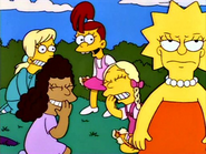 """Lisa's treatment from her """"friends"""""""