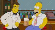 Homer meets Stradivarius Cain - slider