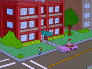 Apu's apartment
