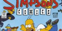 Simpsons Comics 118