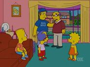 Milhouse Doesn't Live Here Anymore 90