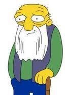 Jasper Beardley Simpsons