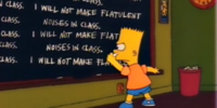 Homer vs. Lisa and the 8th Commandment/Gags