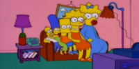 Inverted Family couch gag