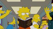 Lisa Simpson, This Isn't Your Life 80