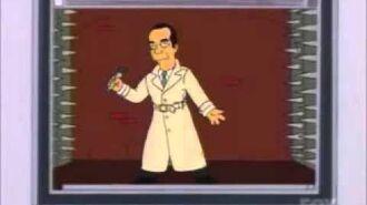 The Simpsons - Lou Rawls, Secret Agent