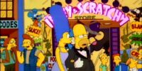 The Itchy & Scratchy Store