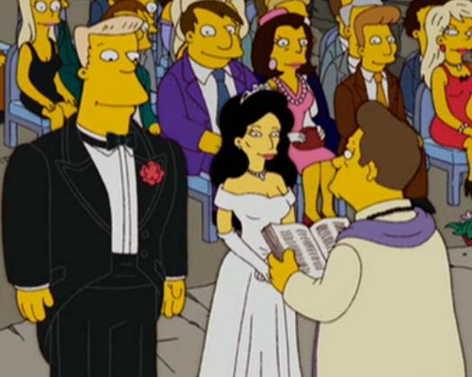 Wolfcastle wedding