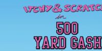 500-Yard Gash